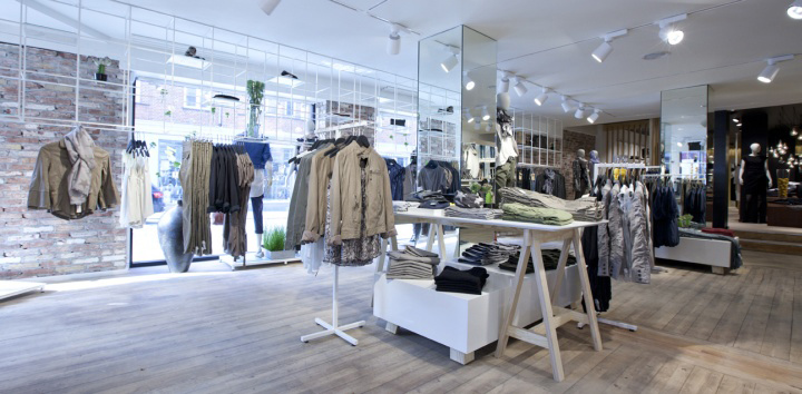 Retail interior design al fahim interiors - Men s clothing store interior design ideas ...