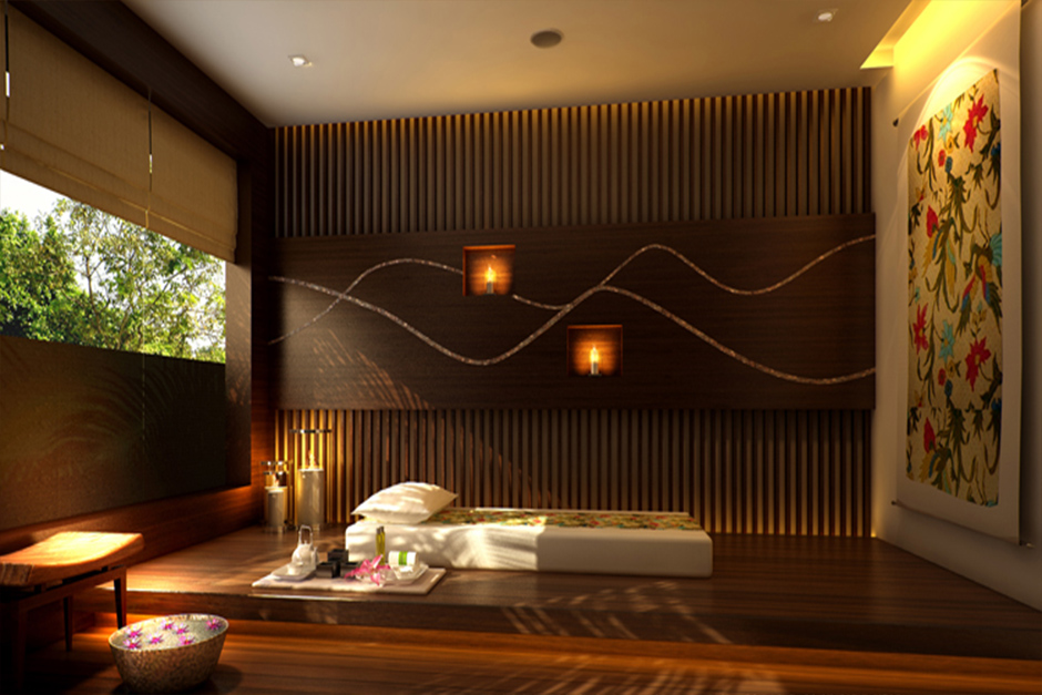 Massage Room Design