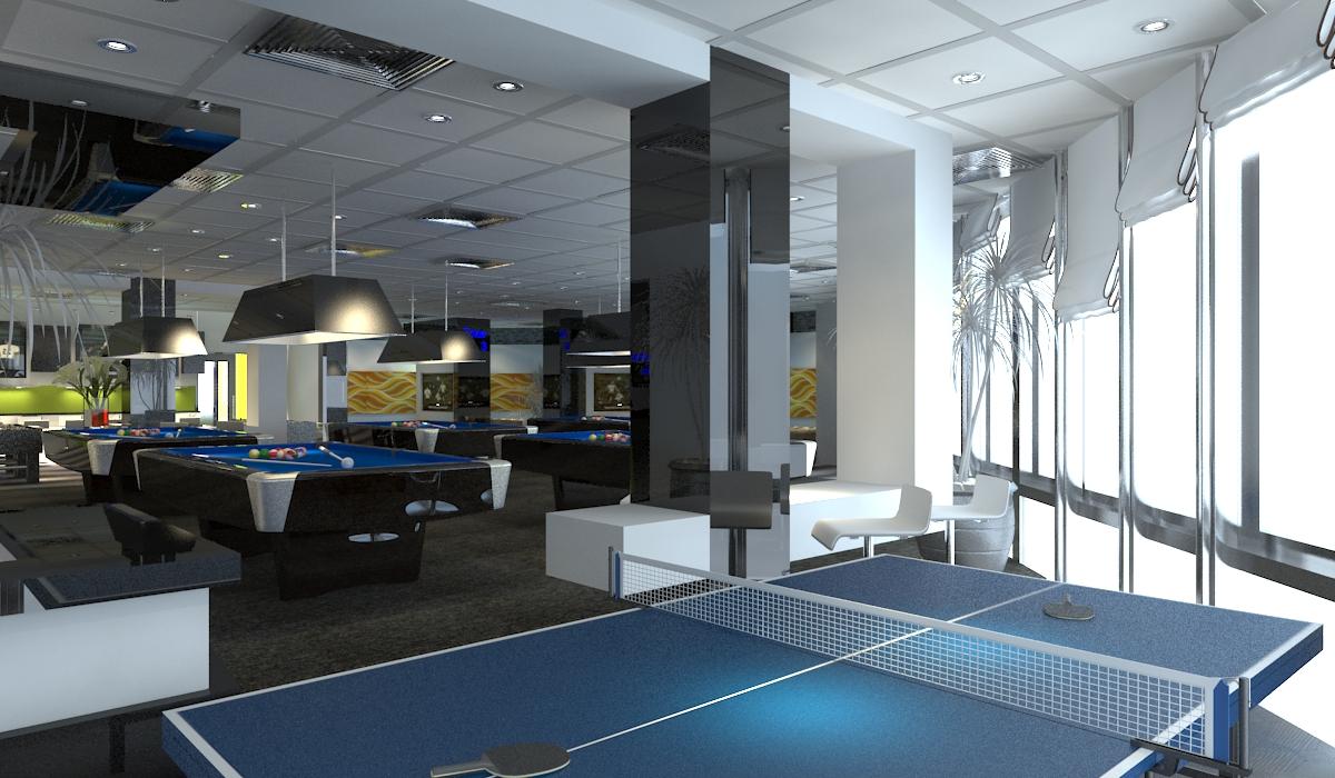 Game Center | AL FAHIM INTERIORS