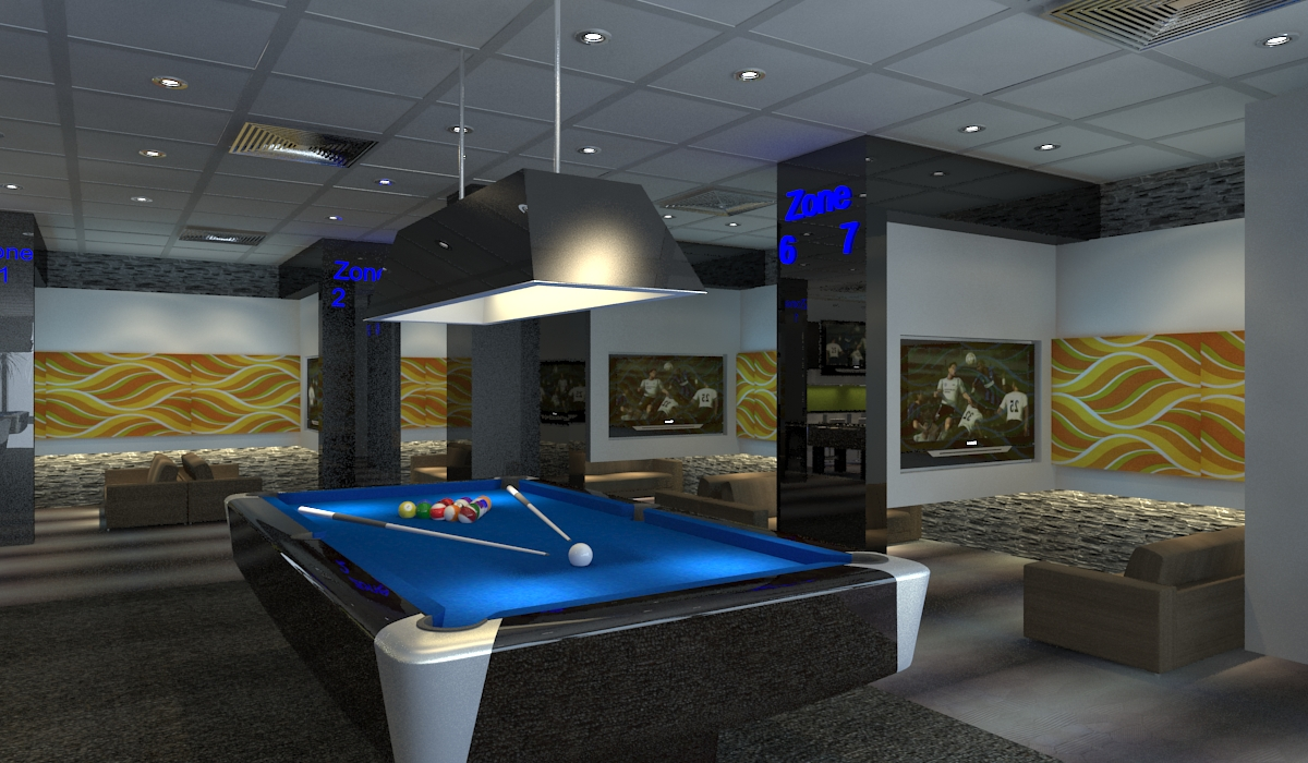 Game Center | AL FAHIM INTERIORS