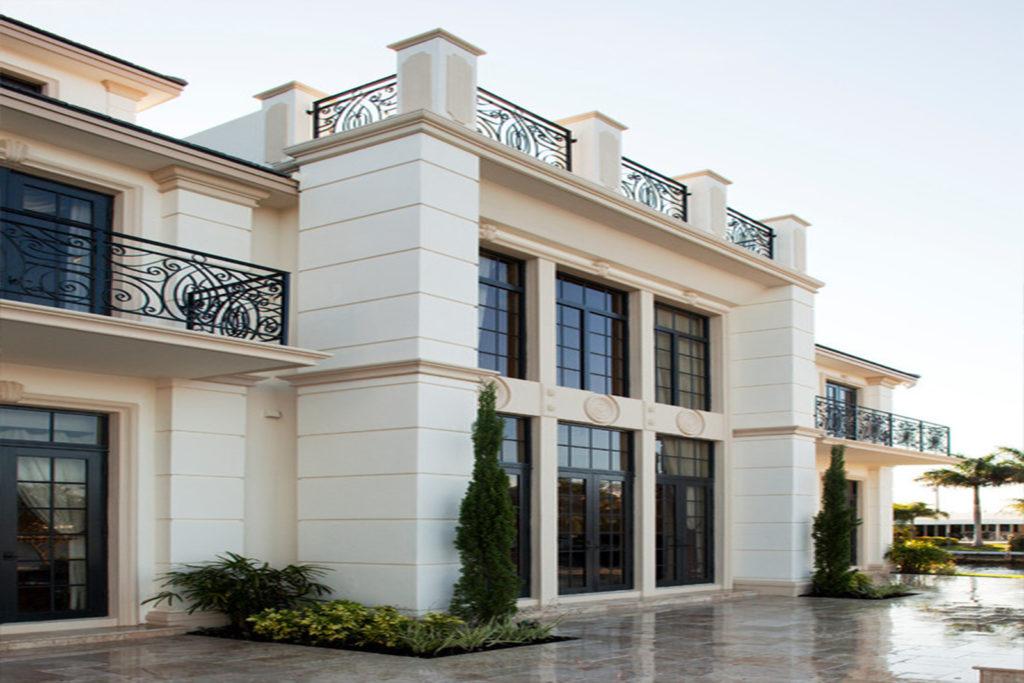 External Home Design Interior: Villa Exterior Design