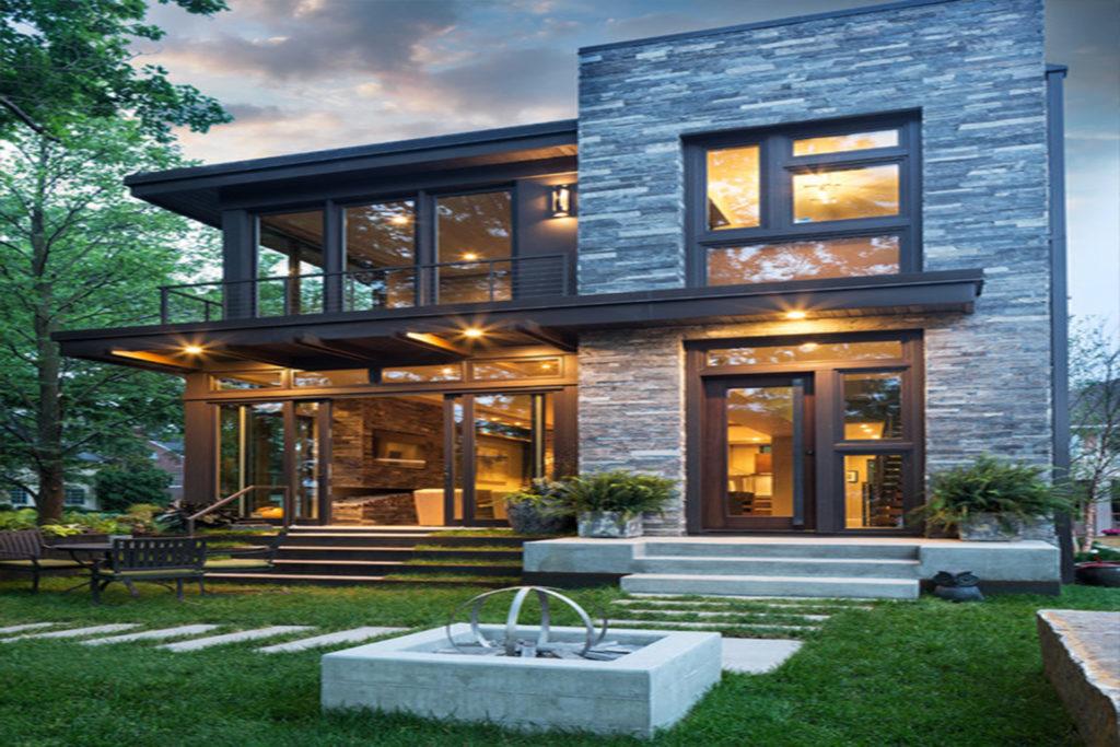 Exterior Remodel: Villa Exterior Design